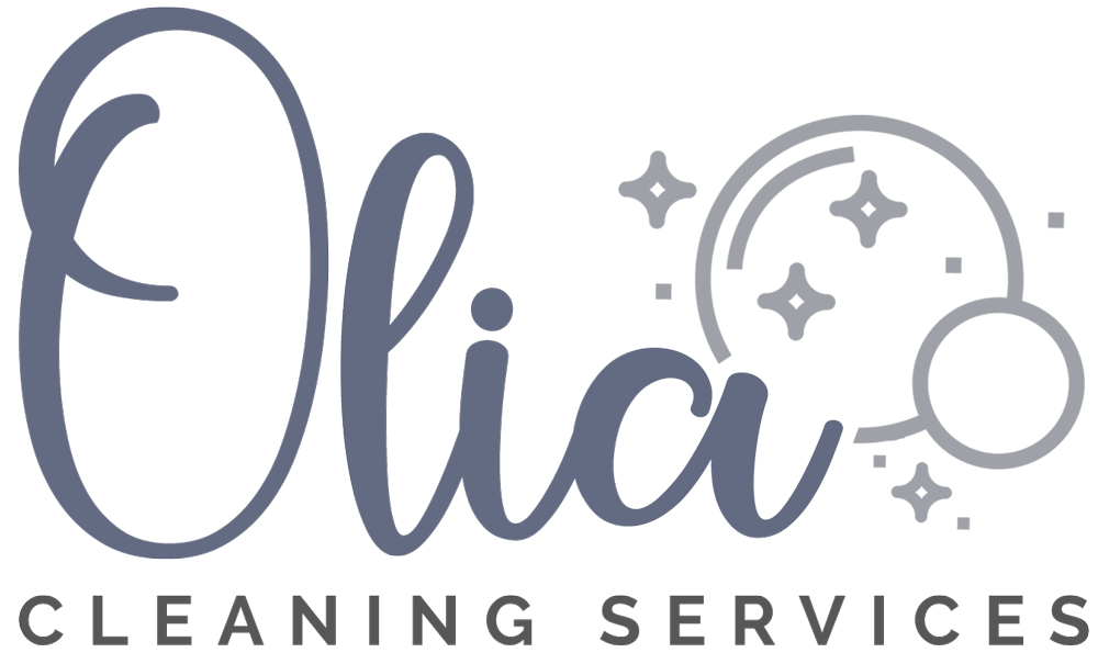 Olia cleaning services logo